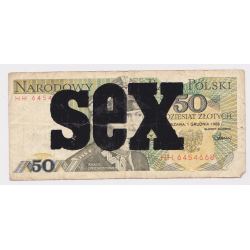 Money de Sexe
