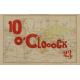 10 o`clooock 23