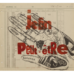 Jean Peut-etre main